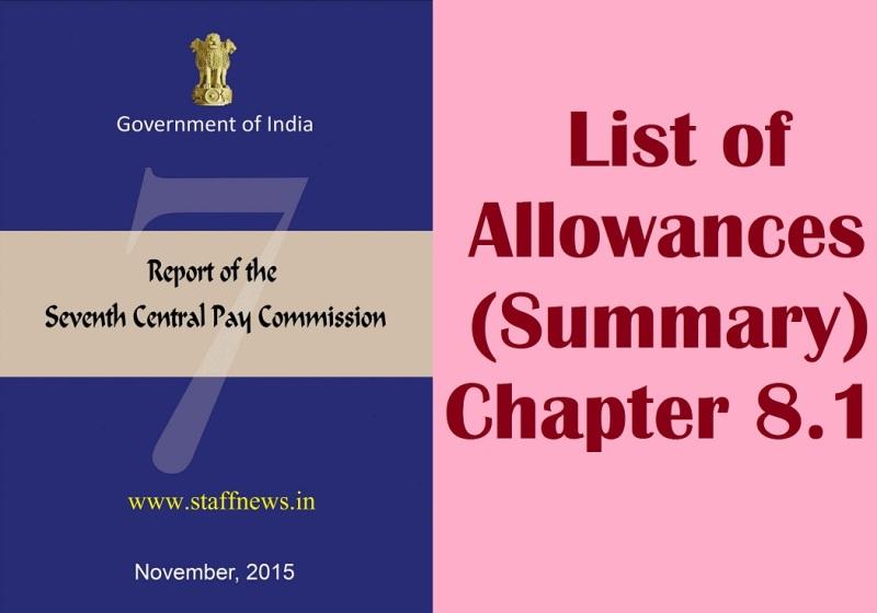 7th+cpc+list+of+allowances