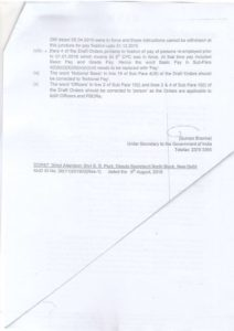 Initial pay fixation of re-employed ex-servicemen-mod-letter-to-dopt-page2