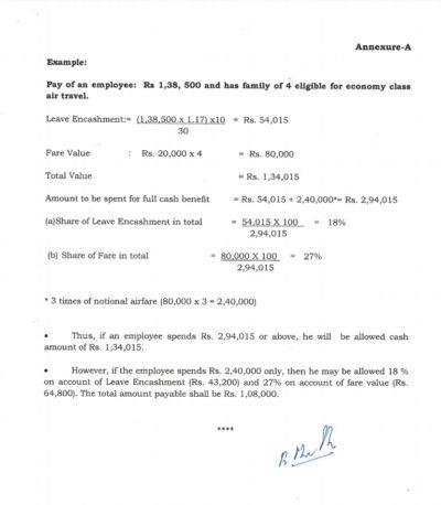Special-Cash-Package-LTC-annexure-a