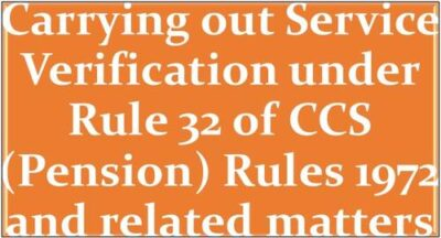 carrying-out-service-verification-under-rule-32-of-ccs-pension-rules-1972