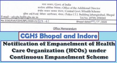 cghs-bhopal-and-indore-hospital-list-notification-of-empanelment