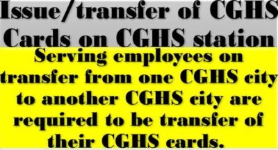 issue-transfer-of-cghs-cards-on-cghs-station