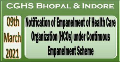 cghs-bhopal-indore-notification-of-empanelment-of-health-care-organization