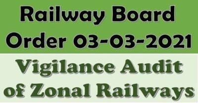 vigilance-audit-of-zonal-railways-railway-board-order-03-03-2021