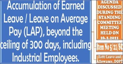 accumulation-of-earned-leave-leave-on-average-pay-lap-beyond-the-ceiling-of-300-days