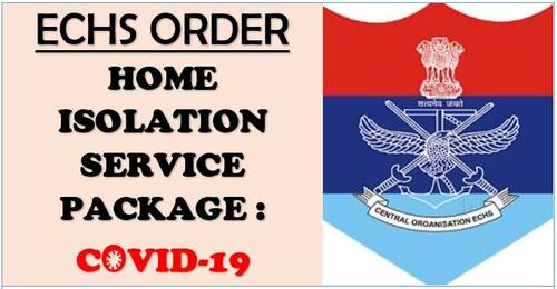Home Isolation Service Package- Covid-19: ECHS