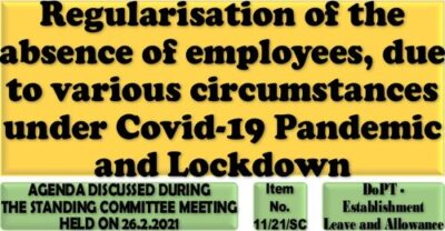 regularisation-of-the-absence-of-employees-due-to-various-circumstances-under-covid-19